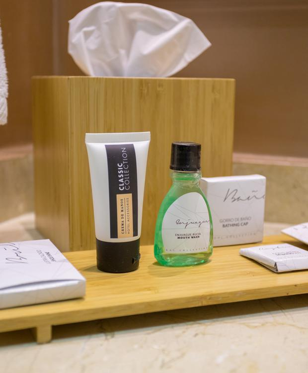 Amenities GHL Collection Barranquilla Hotel Barranquilla